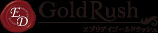 エブリデイゴールドラッシュロゴ